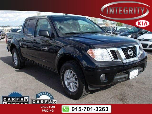2014 Nissan Frontier SV 36k miles $24,393 36662 miles 915-701-3263 Transmission: Automatic  #Nissan #Frontier #used #cars #IntegrityKia #ElPaso #TX #tapcars