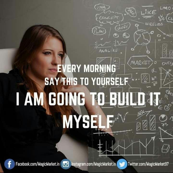 Yeah, iam going to! #MagicSayings Like : http://buff.ly/2mFASmp #MondayMotivation #MotivationalMonday #Monday #QuotesToLiveBy #Quotes4Life