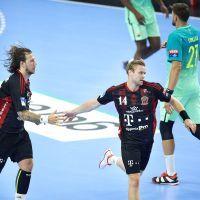European Handball Federation - Palmarsson serves Sabate a victorious farewell / Article