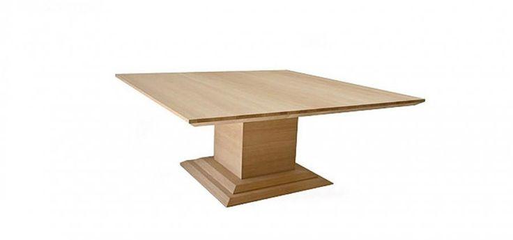 Great Regent Square Extending Pedestal Dining Table Regarding Extension Resize Home Pinterest Solid Oak And