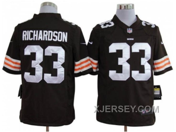 http://www.xjersey.com/nike-nfl-cleveland-browns-33-richardson-brown-game-jerseys-for-sale.html NIKE NFL CLEVELAND BROWNS #33 RICHARDSON BROWN GAME JERSEYS FOR SALE Only $38.00 , Free Shipping!