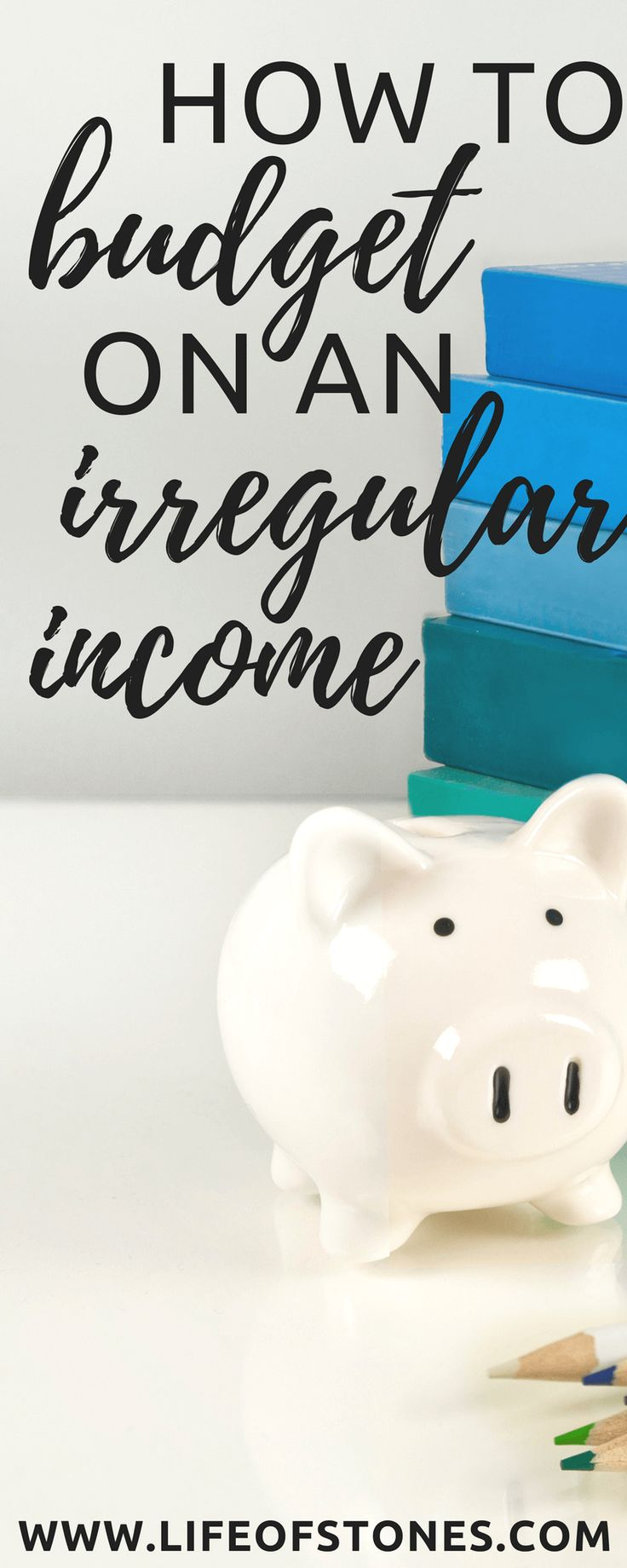 Budgeting is essential to financial success but it can be difficult when your income fluctuates each month! Three strategies to budget on an irregular income. Monthly budget   financial freedom   budgeting tips   persona finance via @kristinstones