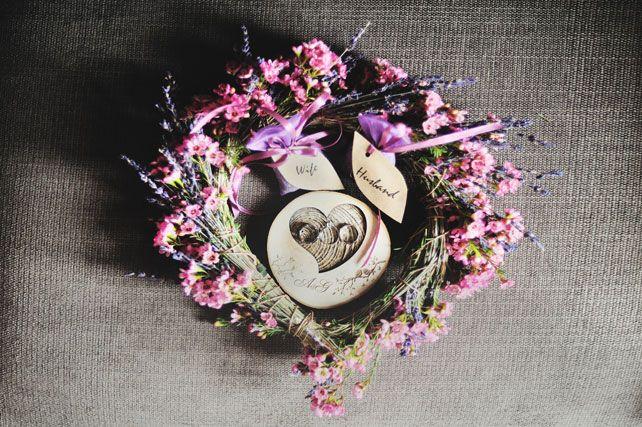 Изящная свадьба в стиле Прованс, свадебные принадлежности - The-wedding.ru