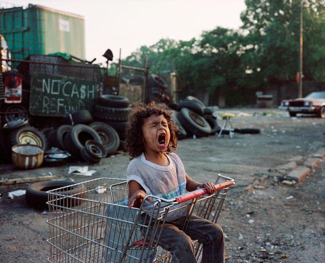 Barrio by Paul D'Amato