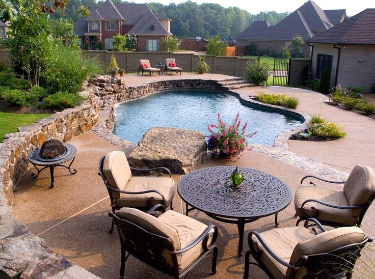 18 best pools by type images on pinterest pools swimming pools and memphis Natural swimming pool builders