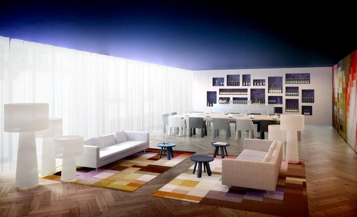 Andaz Hotel desgined by Marcel Wanders
