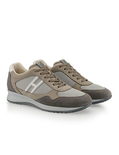 #HOGAN Men's Spring - Summer 2013 #collection: suede and nubuck TIME ACTIVE #sneakers.