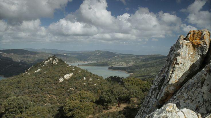 "Castellar de la Frontera (Cádiz-Spain). Frame of the documentary short film ""El Dibujo del Tiempo"", by Azhar Media, audiovisual production company (Seville, Andalusian, Spain) http://eldibujodeltiempo.wordpress.com/"