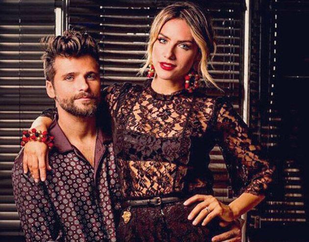 Bruno Gagliasso sobre a filha Titi: 'Conversamos em português e ela fala muito'