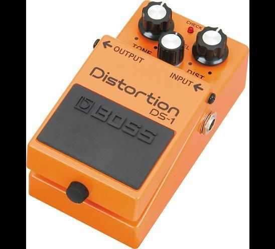 NEW Distortion Pedal by Roland Boss DS1 DS-1 Guitar Music Electronic Effects NOS #Boss