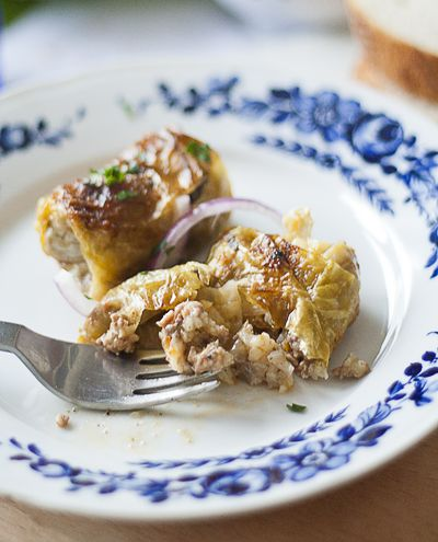 Sarma Recipe – Serbian Cabbage Rolls ~ I've always wanted to make these! by Milica Cvetkovic