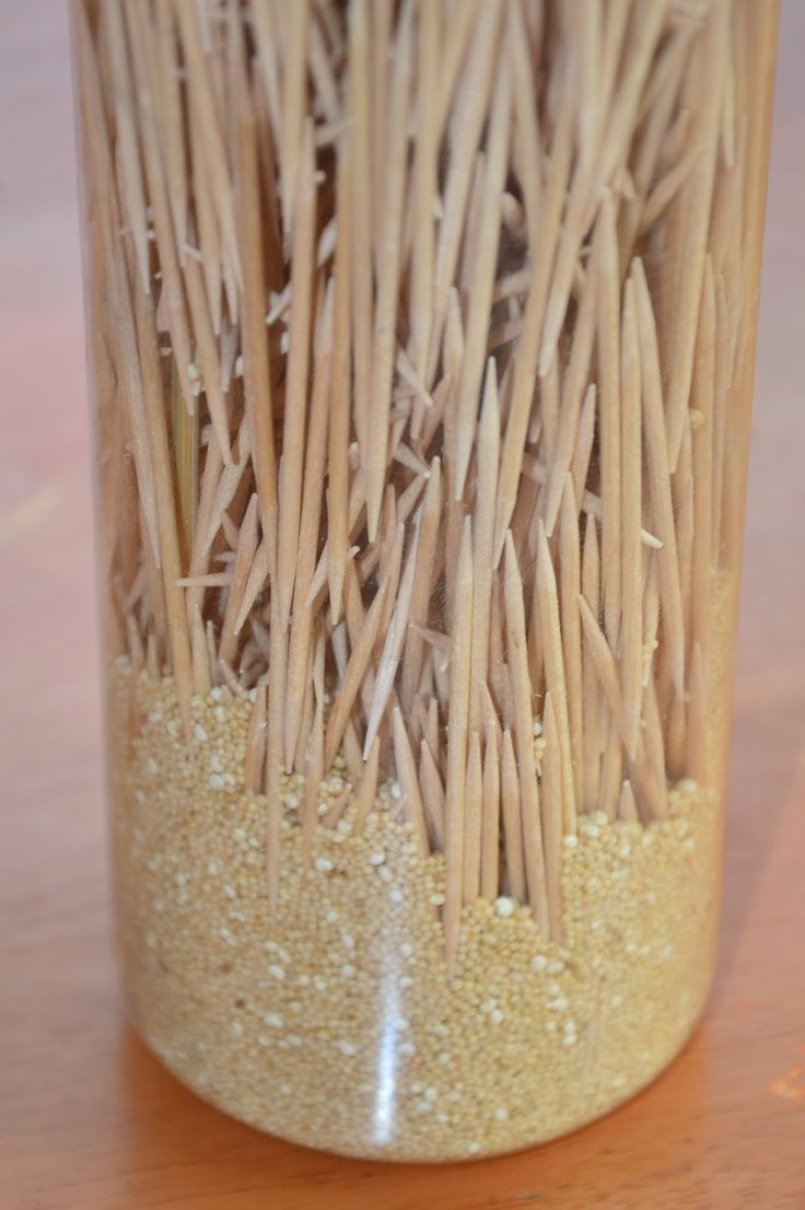 Preschool rain stick craft - Diy Sensory Bottles Rain Stick In Lieu Of Preschool