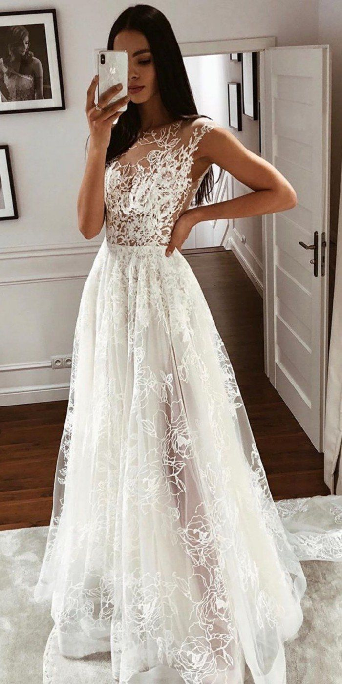 Top 100 Wedding Dresses From Etsy In 2020 Bridal Dresses Lace Wedding Dresses Short Lace Wedding Dress