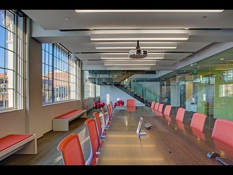 In May of 2014, Merritt completed the 16,500-square-foot interior fitout for Agora, Inc. The four-story building required a complete gut of the existing medical space for Agora's new state-of-the-art office.