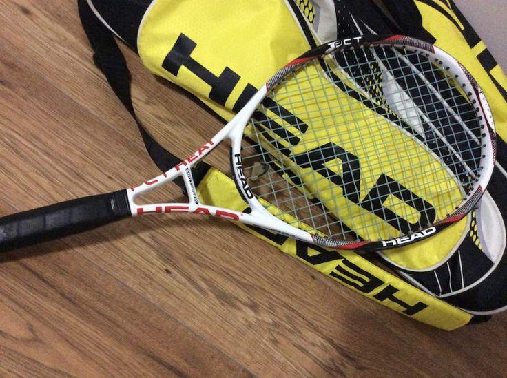 Head PCT Ti Heat Titanium Tennis Racquet