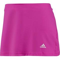 Tennis skort Women adidas W Barricade Skort pink