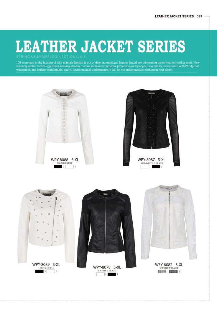 Leather Jacket Series by Glo-Story  #forwomen #clothing #fashion #glostory #grey #jacket