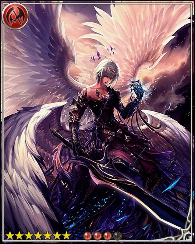 201 Best Images About Rage Of Bahamut Art On Pinterest