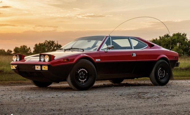 1975 Ferrari 308 GT4 Safari This 1975 Ferrari 308 GT4 is a US-spec exampleu00a0that was completed on April 4, 1975 and originally distributed through…