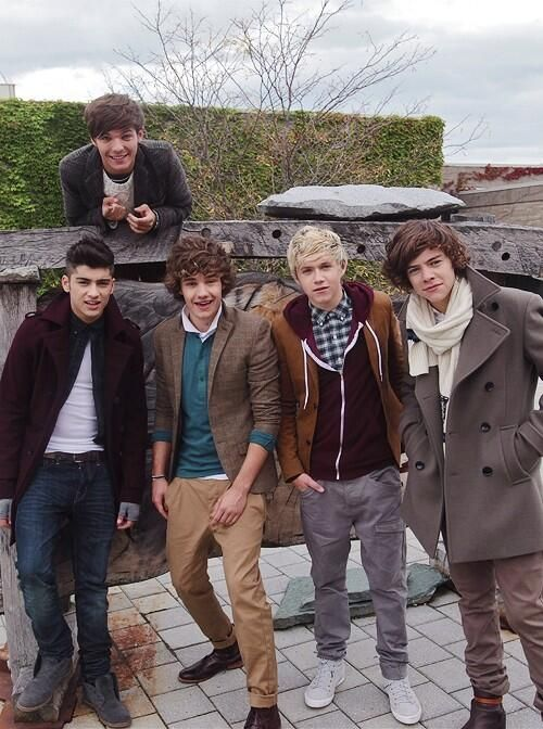 old one direction picture
