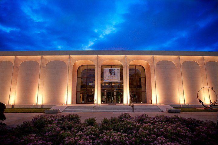 Sheldon Museum Of Art Lincoln Ne Designed By Philip