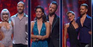 DWTS Week 7: Nick Viall, Nancy Kerrigan Eliminated in Double Elimination