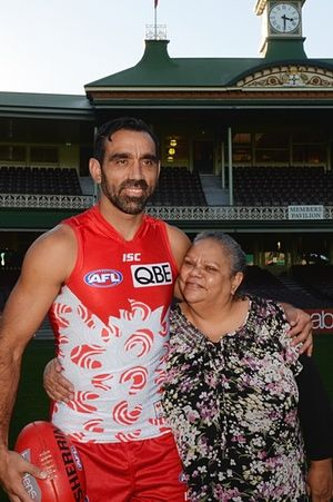 Adam Goodes showed us the festering sores of Australia's history can rip open at any moment - Stan Grant