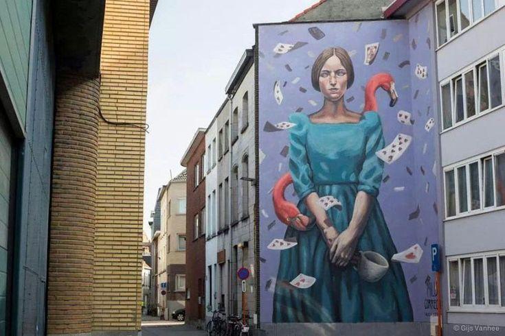 Impronte Festival 2016 Unites Italian Street Art with Salvatore Ferragamo
