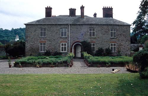 Shropshire - Morville Hall, the Dower House