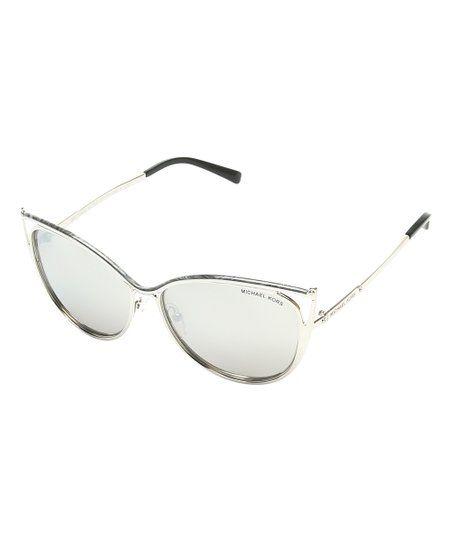 cd1f1af51410 Michael Kors Gray Ina Sunglasses