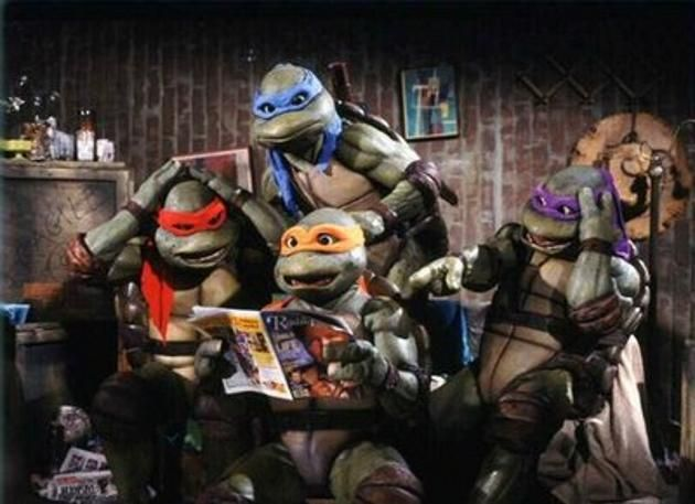 10 cosas que no sabías de la película original de las Tortugas Ninja
