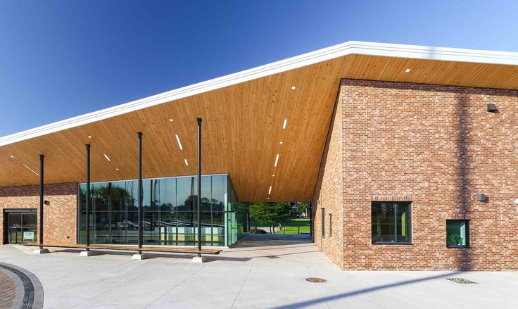 The Oval Pavilion / DSRA Architecture  http://www.archdaily.com/877003/the-oval-pavilion-dsra-architecture