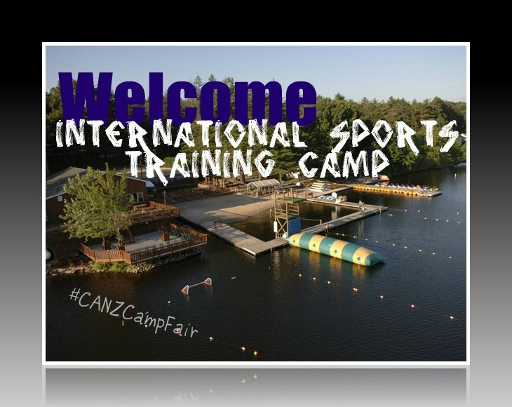 This is International Sports Training Camp come meet them at the fair on the 15th of Jan 2014!#CANZCampFair