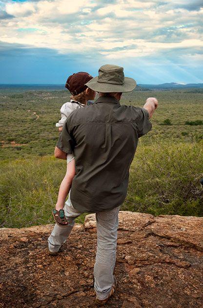 Kids on Safari at Madikwe