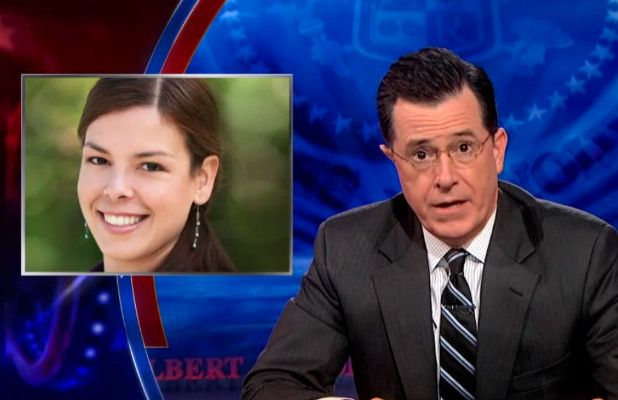 Stephen Colbert Seeks Healthcare.gov's Missing 'Vaguely Ethnic Smiling Woman' (Video)
