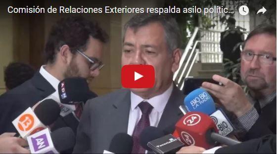 Chile concede asilo político a 5 magistrados perseguidos por Maduro