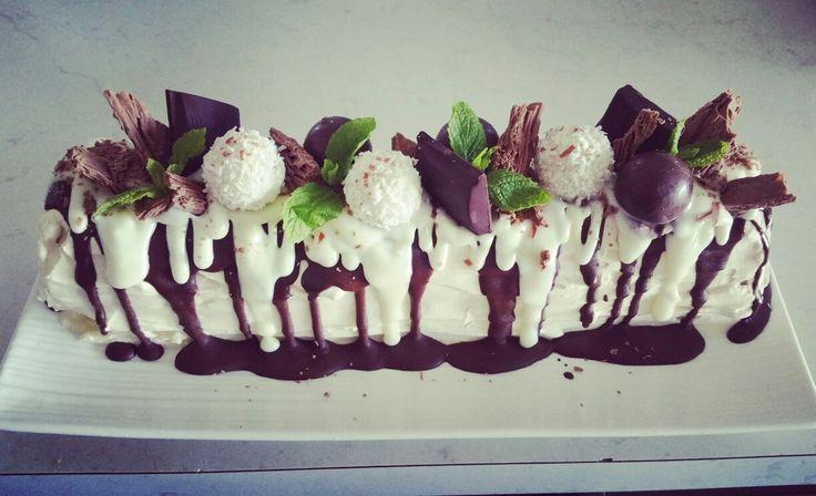 Butternut Snap Ripple Cake Recipe