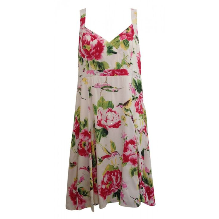 Uttam Floral Print Dress