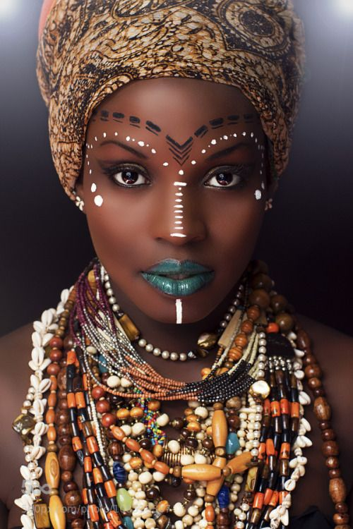 25+ Best Ideas About African Tribal Makeup On Pinterest | African Face Paint African Makeup And ...