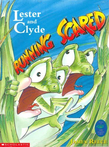 Science - Preserving environments, Habitats, Animal needs Lester and Clyde Running Scared by James H. Reece http://www.amazon.com/dp/1863884637/ref=cm_sw_r_pi_dp_7BvOtb16JTYKZ20E