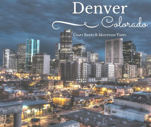 Denver's food and craft beer scene - Breweries and where to go and what to drink and eat in Denver, Colorado