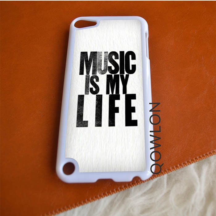 Music is My Life iPod Touch 5 | 5TH GEN Case