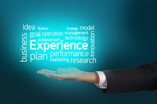 User experience and customer experience