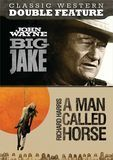 Big Jake/A Man Called Horse [2 Discs] [DVD]
