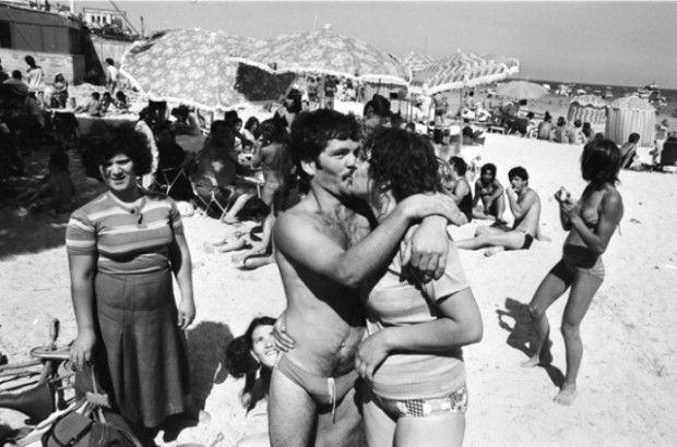 Il mondo fotografico di Letizia Battaglia - Mondello, 1981
