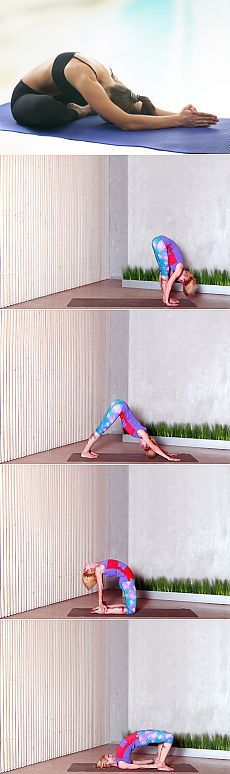 Asany jogi, aby wzmocnić układ odpornościowy (FOTO) :: JV.RU