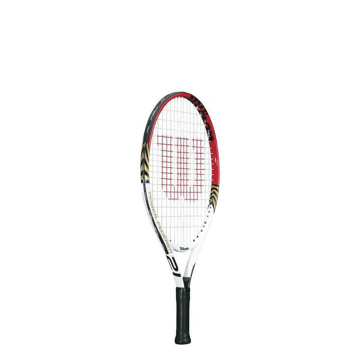/** Priceshoppers.fr **/ Raquette de tennis Wilson Roger Federer 21