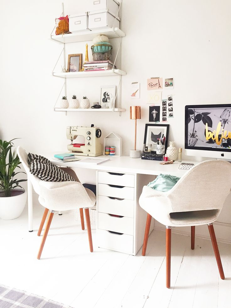 home office inspiration ikea office chairikea room deskhome office spaceswhite