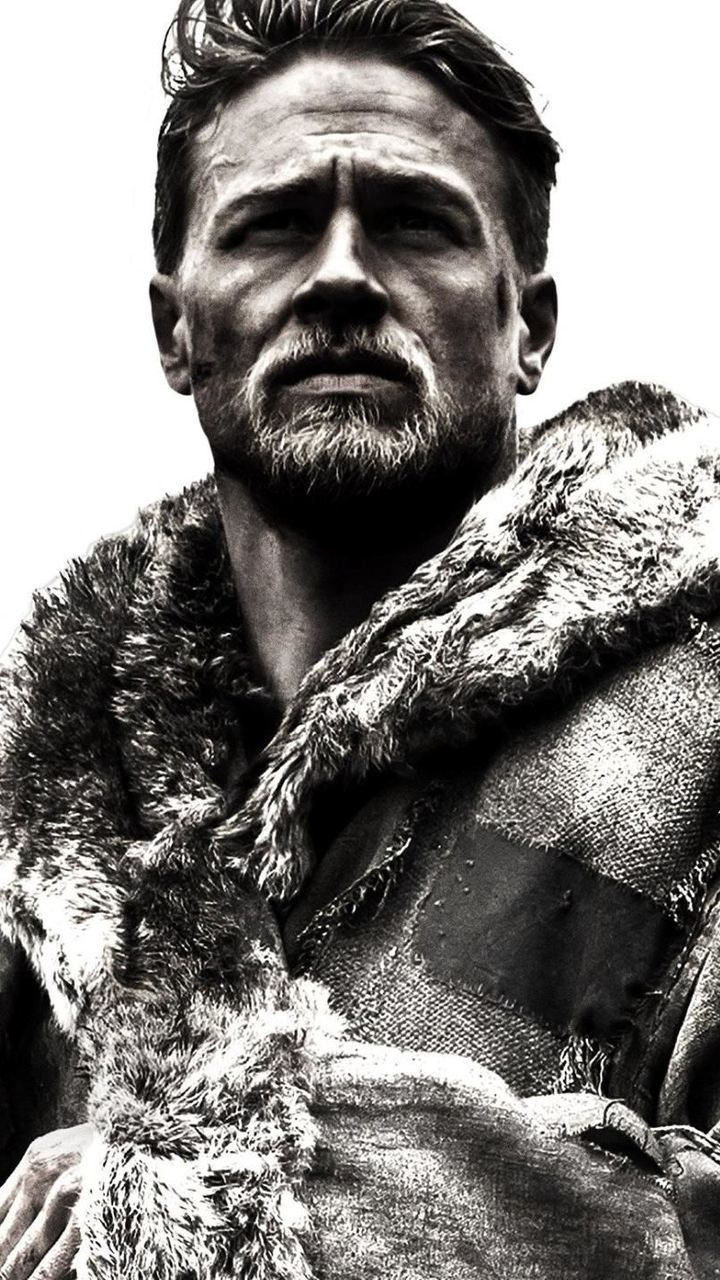 Charlie Hunnam Wields Excalibur In Four Cool New Stills From KING