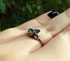 Little Dragon Stacking Ring of Figment Forest   You hear a tiny hum, ever so faint, pass by your ear. So small and silent, you wonder if you heard